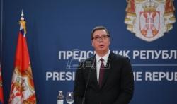 Vučić tokom razgovora s ruskim ambasadorom potvrdio da će prisutvovati Paradi pobede u Moskvi