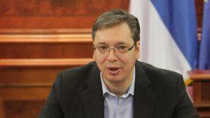 Vučić u Nišu 25. aprila