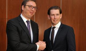 Vučić u Sofiji: Sastao se s austrijskim kancelarom i predsednikom Evropske narodne partije