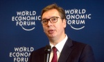 Vučić u Ženevi: Ponosan sam na saradnju Srbije sa Rusijom i Kinom; Makrona ću u ponedeljak pitati ko može u EU