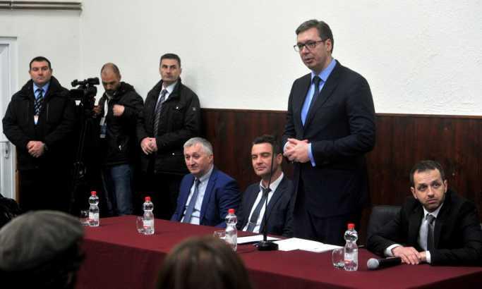 Vučić u poručio hrvatskim novinarima: Poniznost nećete videti