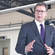 Vučić u poseti Priboju i Prijepolju: Otvara novu fabriku nemačkog investitora koja će zapošljavati 400 radnika