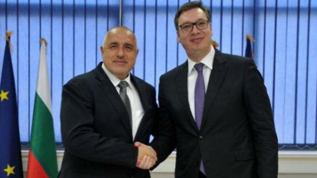 Vučić u radnoj poseti Bugarskoj