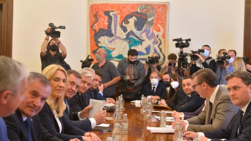 Vučić u sredu  sa predstavnicima Republike Srpske u Beogradu