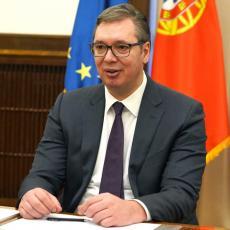Vučić uputio iskrene čestitke novom predsedniku SAD: Nema ništa časnije od služenja domovini!