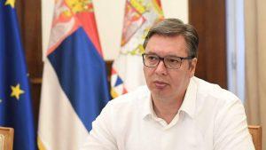 Vučić večeras o novoj vladi