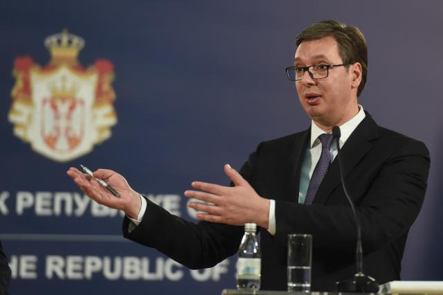 Vučić za 9 dana u Nišu, o aerodromu posle praznika