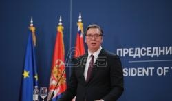 Vučić za RSE: Čekam predlog za rešenje kosovskog pitanja