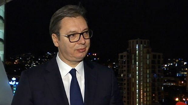 Vučić za RTS iz Sočija: Čuvamo bratske i prijateljske odnose sa Rusijom