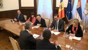 Vučić za bolje odnose sa Moldavijom