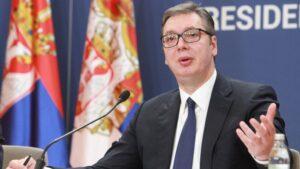Vučićevo obraćanje: Jednostrana akcija