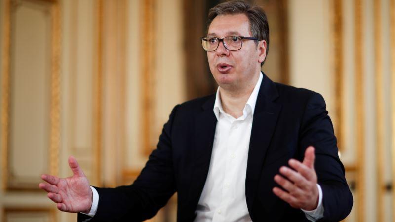 Vučićevo vaganje sastava nove vlade Srbije
