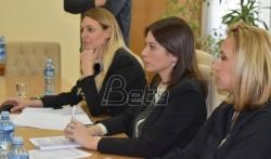 Vujović sa predstavnicima MMF-a o planovima u zaštiti životne sredine