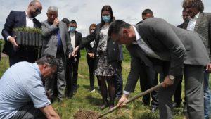 Vujović u Novom Pazaru: Najvažnije je smanjenje aerozagađenja