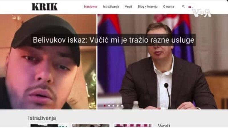 Vuk Cvijić: Posle iskaza Belivuka i Miljkovića vlast shvatila u kakvim se problemima nalazi