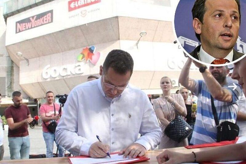 Vukanović: Dodikova peticija je doživjela pravi debakl u Banjoj Luci