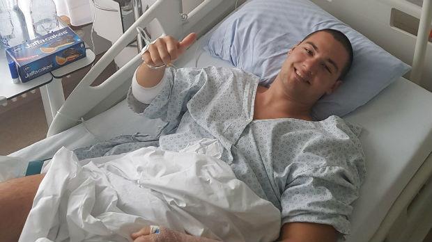 Vukićević se oporavlja, u petak nova operacija