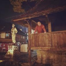 Vuletić stao pored Čiča Draže i najoštrije isprozivao Zvezdu! Spominjao cigane i Krcuna, a vrhunac je slika sa pištoljem! (FOTO)
