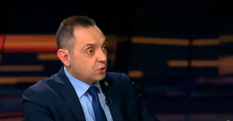 Vulin: Ako je Crnoj Gori do boljih odnosa sa Srbijom, neka poštuje mišljenje svojih građana srpske nacionalnosti