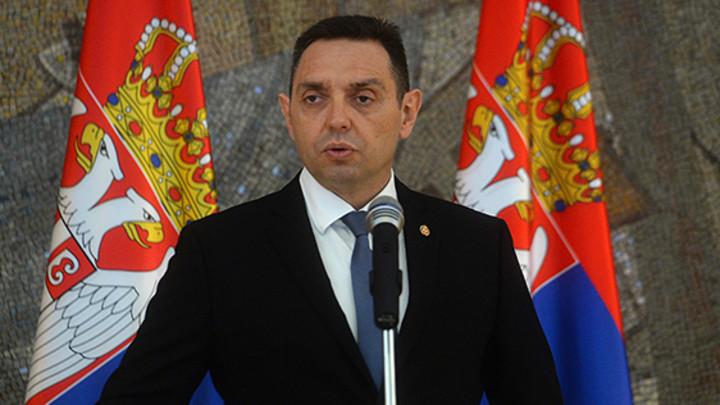 Vulin: Albanci hoće zemlju, ali ne i Srbe u njoj