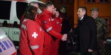 Odlična saradnja Vojske i MUP na obezbeđenju granice