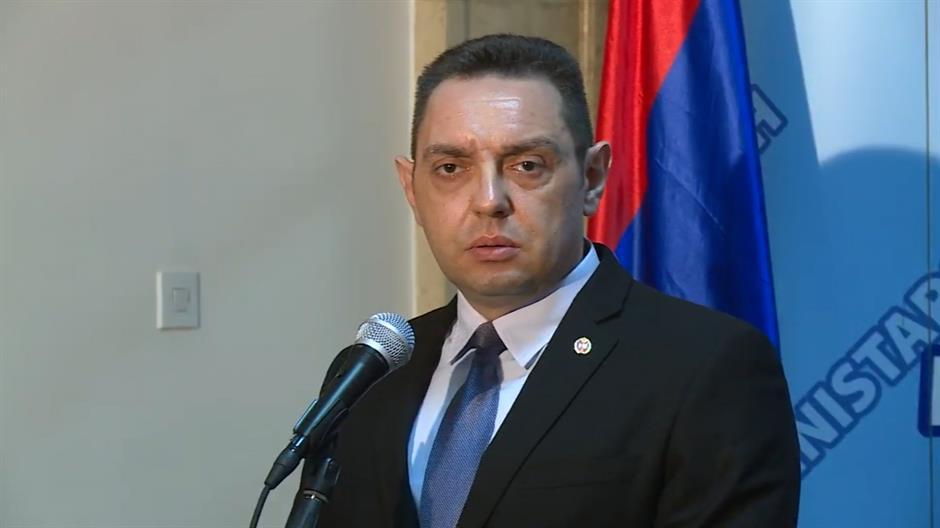 Vulin: Dok je vodi Vučić, Srbija će ostati vojno neutralna