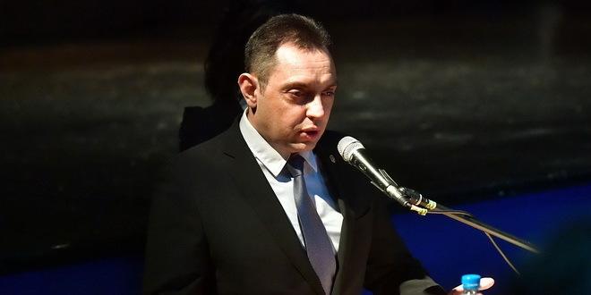 Vulin: Izjava Kitarović uvreda za žrtve nacizma i zdrav razum