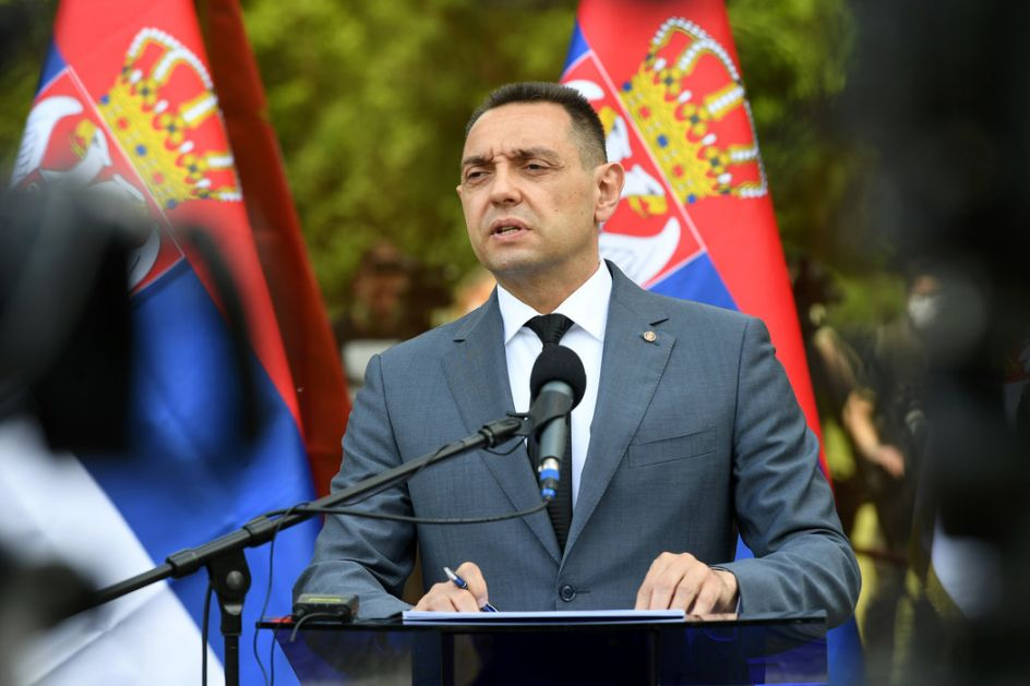 Vulin: Jedini program dela opozicije oko Đilasa-mrzimo Vučića