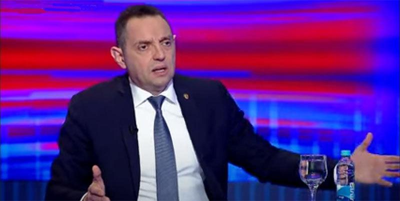Vulin: Kidanje Srbije je u redu, ali ujedinjenje Srba nije