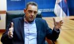 Vulin: Može Đukanović da izmišlja pretnje ali ne može od Srbije da traži da ne brine o Srbima