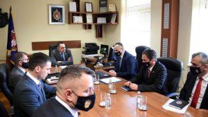 Vulin: Nastavićemo da ulažemo u JZZ, zaštita svedoka od presudne važnosti