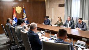 Vulin: Nema zaštićenih u borbi protiv kriminala