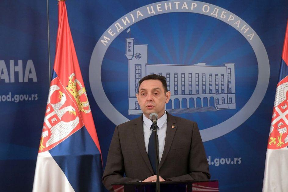 Vulin: Opozicija bi trebalo da traži istragu protiv Đilasa
