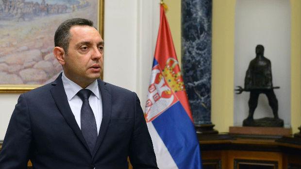 Vulin: Pendarovski treba da ćuti i o Srbiji