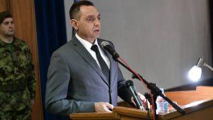 Vulin: Pokret socijalista lojalan partner SNS, bezrezervno veruje Vučiću