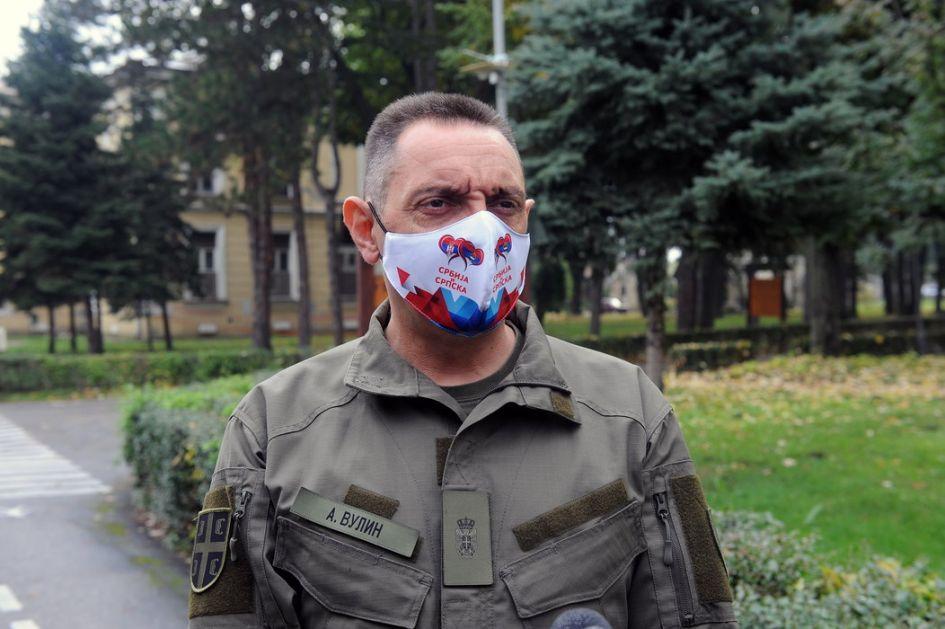 Vulin u Novom Sadu: Posao za još 195 ljudi u vojnom zdravstvu