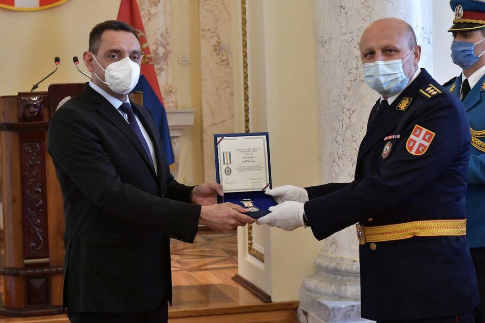 Vulin: Srbija ima vojsku koja je u stanju da pobedi i vidljivog i nevidljivog neprijatelja