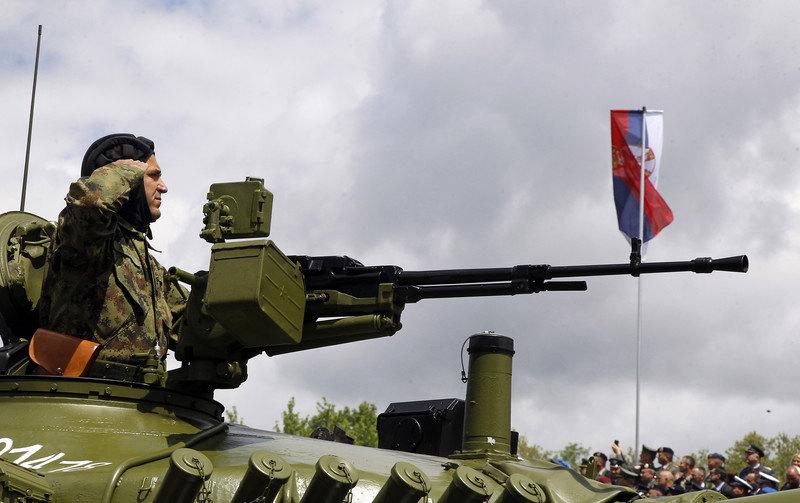 Vulin: Srbija je beskrajno ponosna na pripadnike Ministarstva odbrane i Vojske Srbije