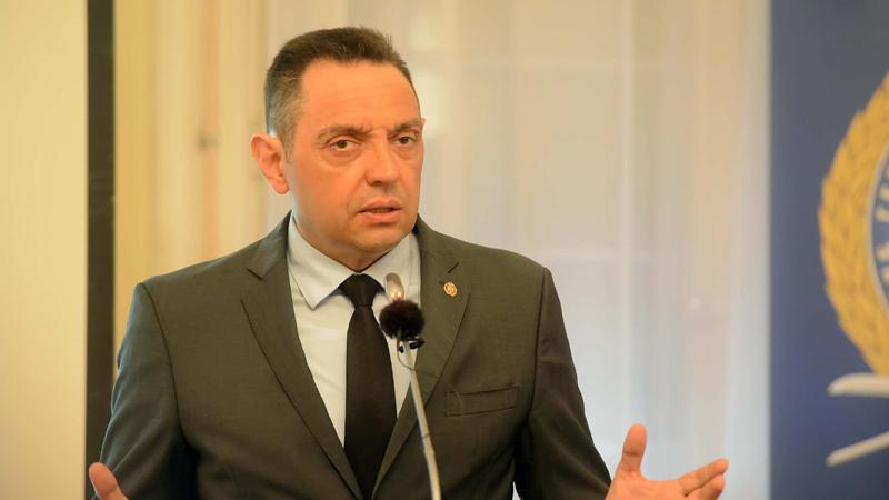 Vulin: Srbija možda jedina zemlja u okruženja koja nema teritorijalne pretenzije prema susedima