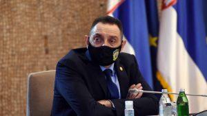 Vulin: Srbija neće biti parking za migrante