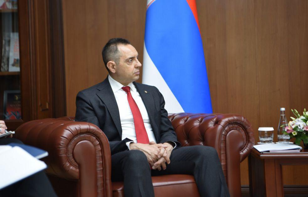Vulin: Srbija neće dozvoliti menjanje istine o Drugom svetskom ratu