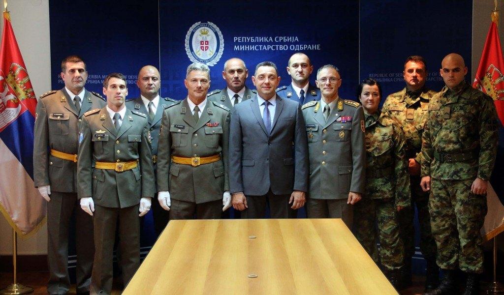 Vulin: Srbija nema nameru da napada svoju južnu pokrajinu