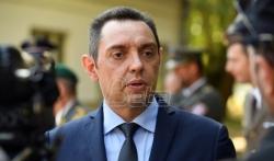 Vulin: Suštinsko pitanje Srbije i bezbednosti regiona je pitanje velike Albanije