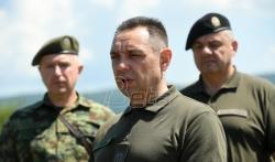 Vulin: Vojska Srbije možda nije najopremljenija, ali je jedna od najbolje obučenih