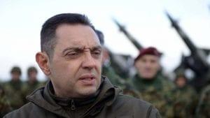 Vulin: Vojska Srbije ne postoji da bi nekom pretila, već da Srbiji niko ne bi pretio
