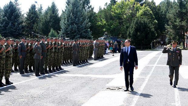 Vulin: Vojska za slobodnu Srbiju