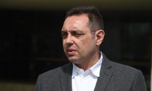 Vulin: Zabrinjava upadljivo ćutanje EU i NATO na izjave Haradinaja i Tačija