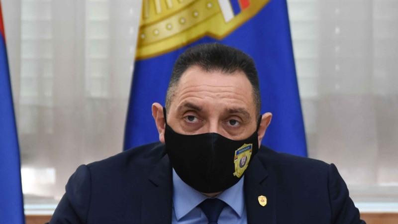 Vulin: Znamo ko je iz policije prisluškivao Vučića