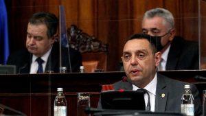 Vulin evropskoj komesarki: Srbija neće biti parking za migrante