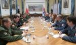 Vulin i Ravkov: Odlična saradnja ministarstava odbrane Srbije i Belorusije
